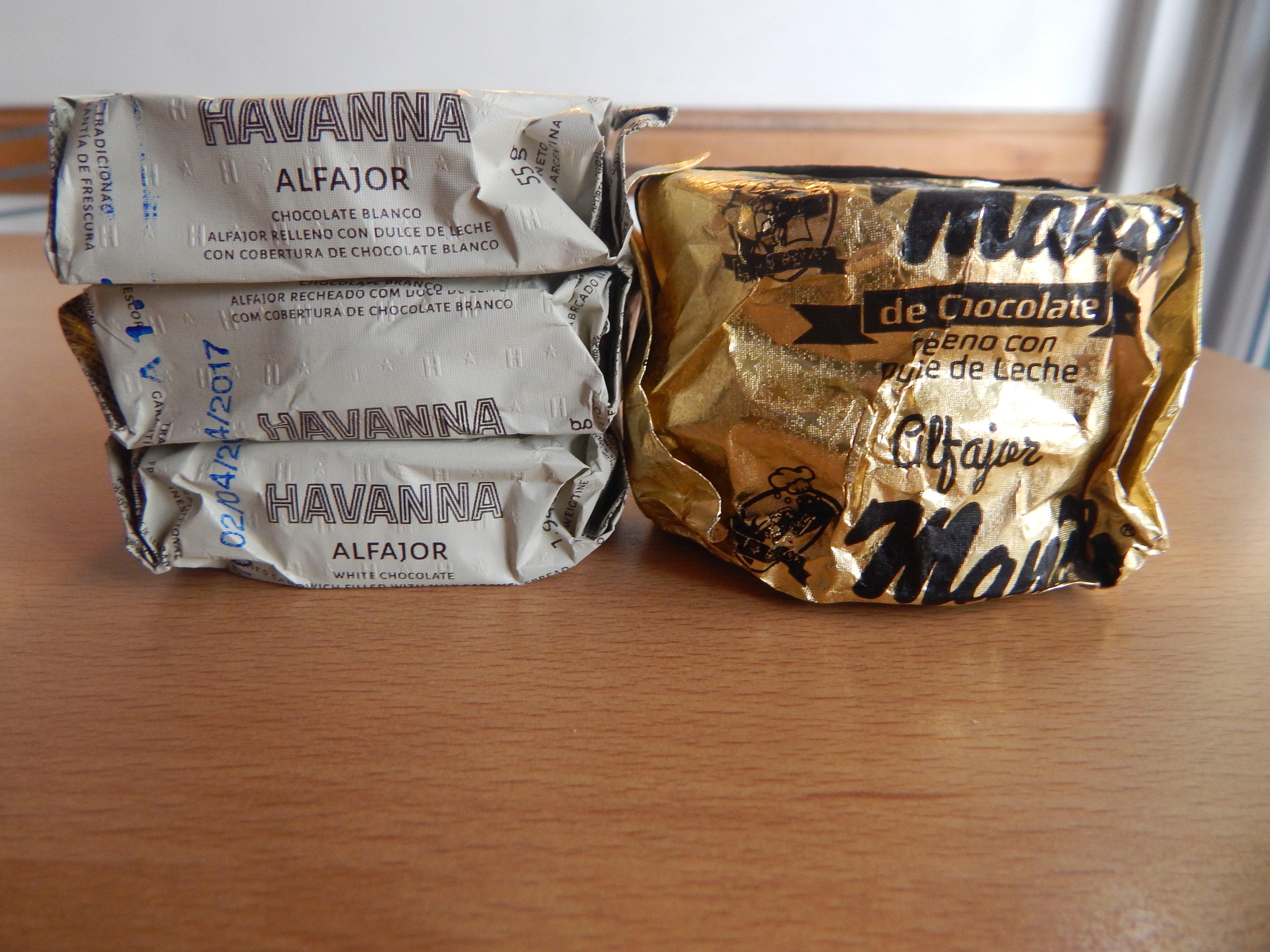 Alfajor Manolo