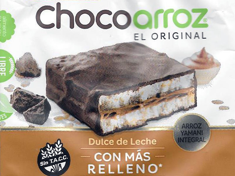Alfajor de arroz